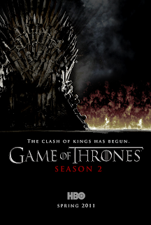 Game of Thrones Season 2 Poster game of thrones 24250987 1024 1516 Assistir A Guerra dos Tronos 2 Temporada Online Dublado | Legendado