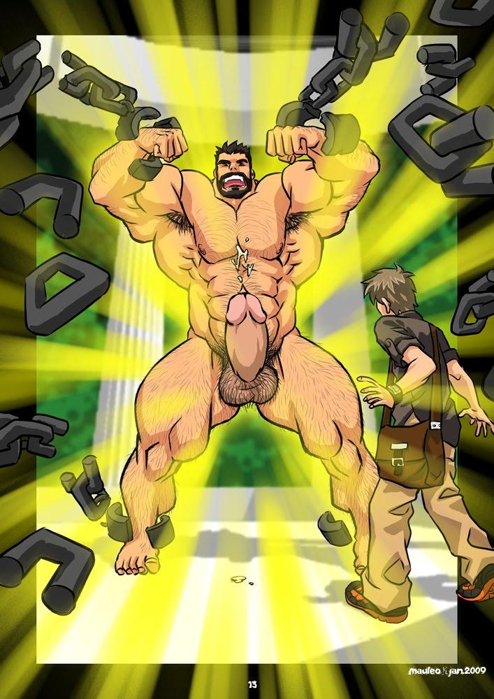 HQ Gay - As Aventuras de Hércules