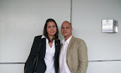 Maria Laura y César, Broker de Re/Max Caproinco