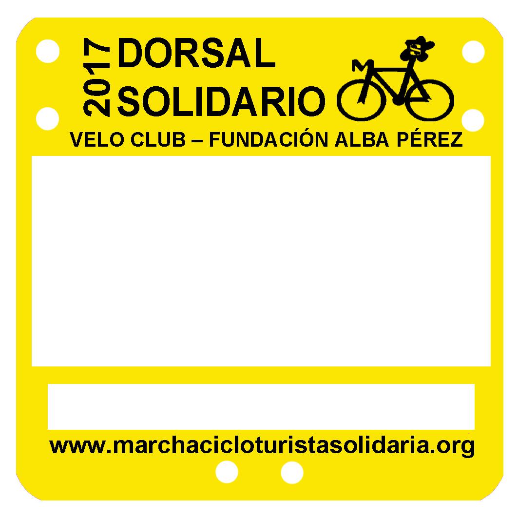 Marcha Solidaria VELO CLUB