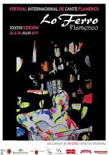 BASES CONCURSO CANTE FESTIVAL CANTE FLAMENCO DE LO FERRO, 24 AL 30 DE JULIO 2017