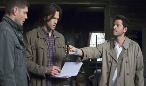 Serie de TV Supernatural 8 Temporada Video Online es Español