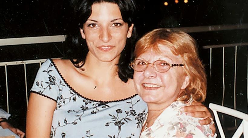 Αθηνά Ρηγοπούλου: «Αυτή ήταν η μητέρα μου, Τζένη Βάνου»
