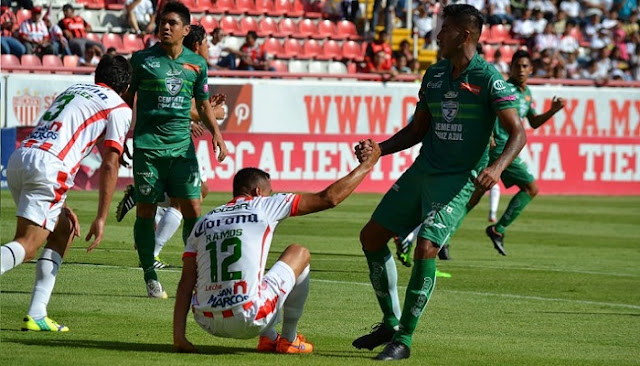 Necaxa vs Zacatepec en vivo