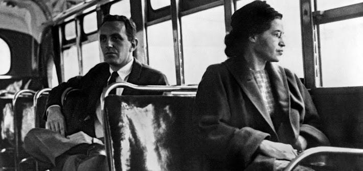1° dicembre 1955: quando c'erano confini fra bianchi e neri