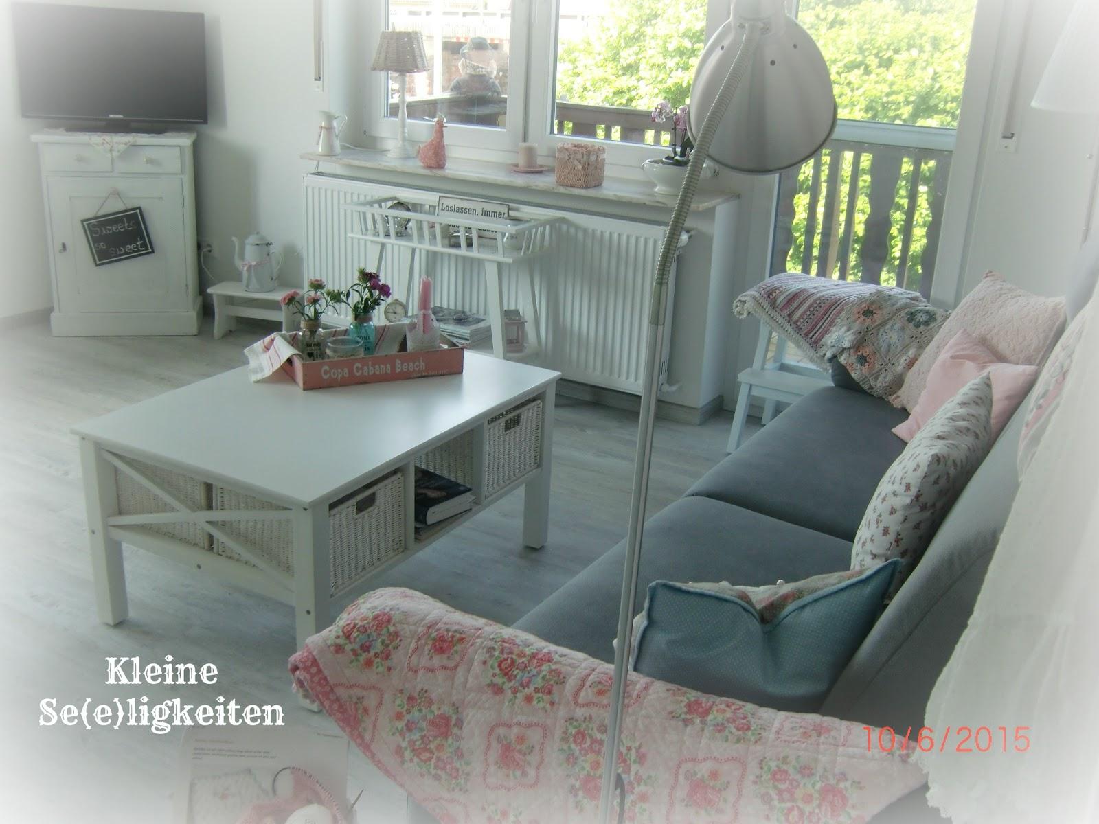 Kleine Se(e)ligkeiten: Unser neues Wohnzimmer Teil 2 und Vorher ...