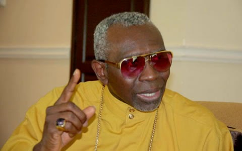 President of the Christian Association of Nigeria, Pastor Ayo Oritsejafor