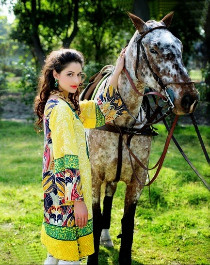 Printed Pret Summer Collection