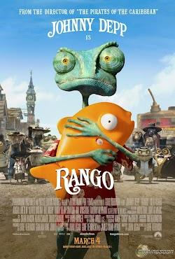 Rango - Rango (2011) Poster