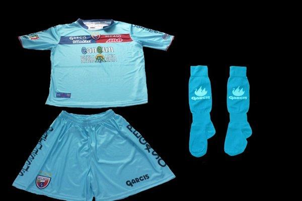 nuevo tercer uniforme del atlante Apertura 2011 y clausura 2012