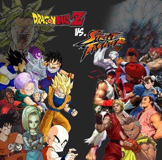 Download Dragon Ball vs Street Fighter III Full Version – 333 MB