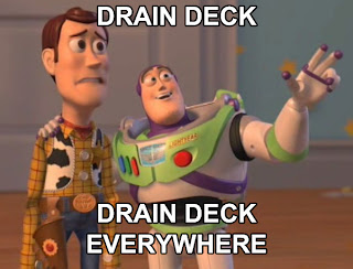 Drain Deck Everywhere