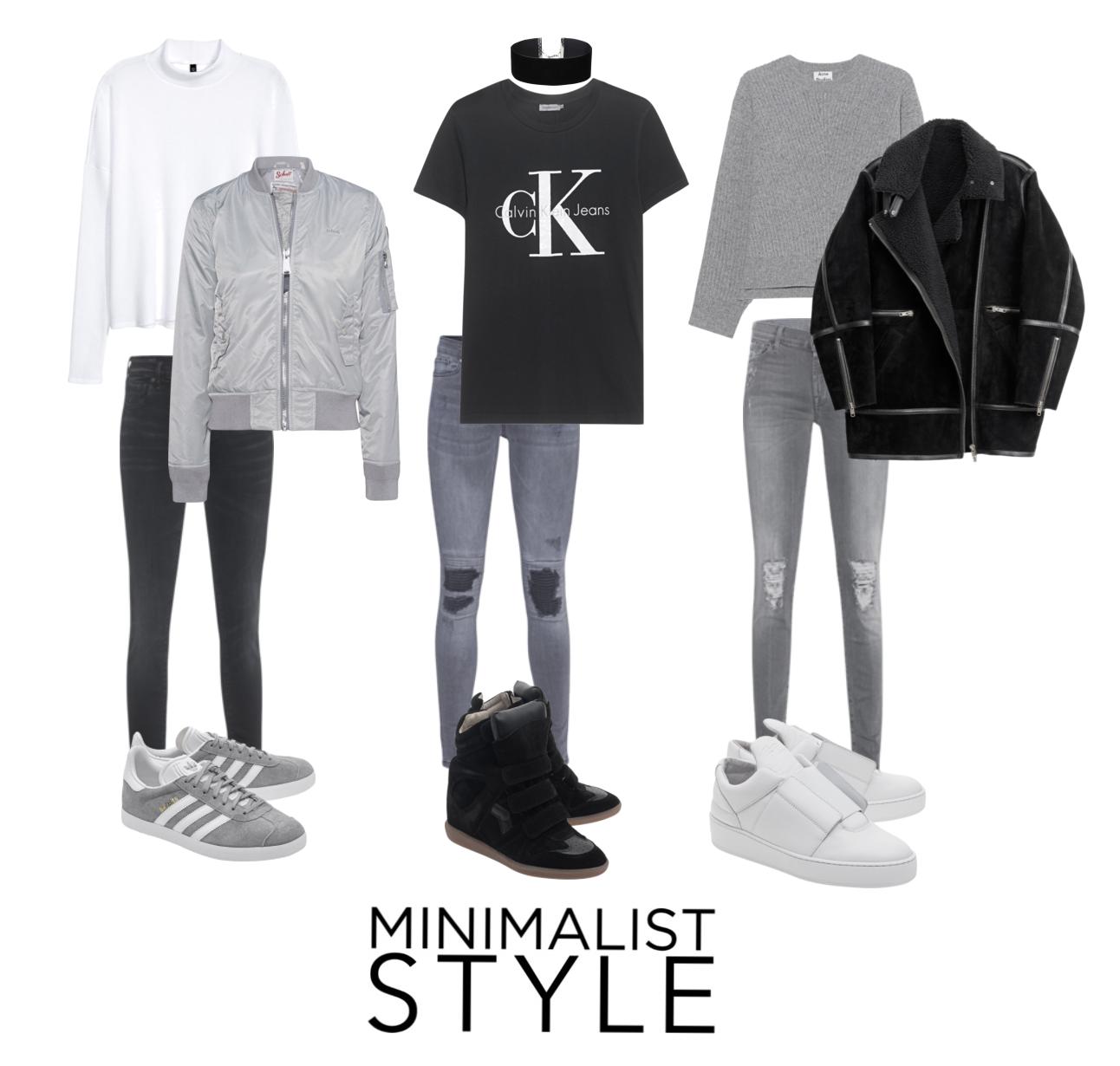 Minimalist Style Lee Paulina