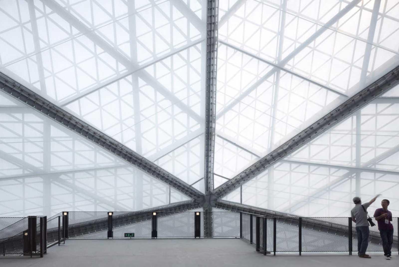Universiade sports center by gmp architekten a as - Gmp architektur ...