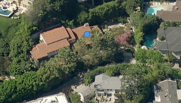 bette midler house
