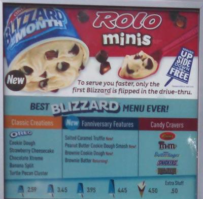 Dq Ice Cream Cake Menu Philippines