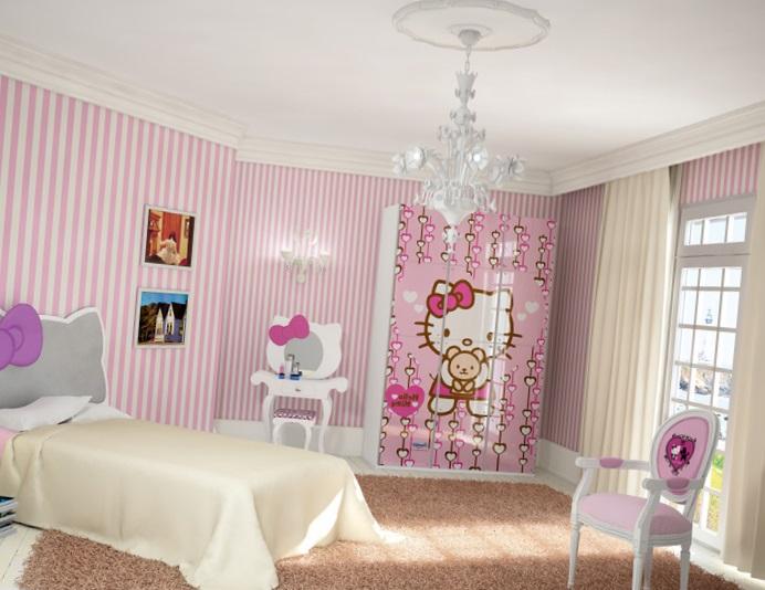 Bricolage e Decoração: 10 Quartos de Princesa inspirados na Hello ...