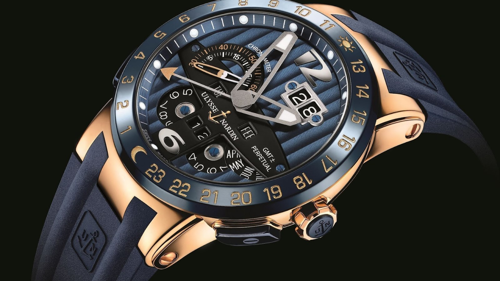 Ulysse Nardin Sport Watch