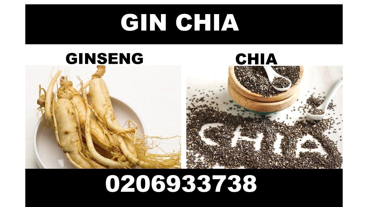 GIN CHIA