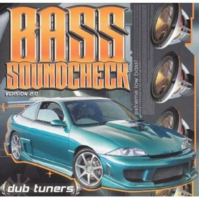 Various Artist - Bass Soundchech - Dub Tuners Version 02_TTOB Bass+Soundchech+-+Dub+Tuners+Version+02