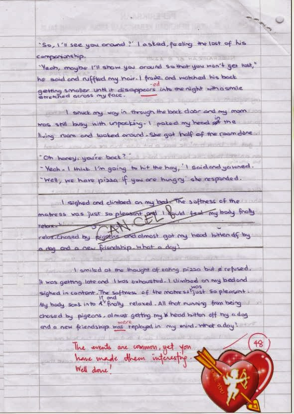Sample English Essay Pmr 2011 at Website Informer