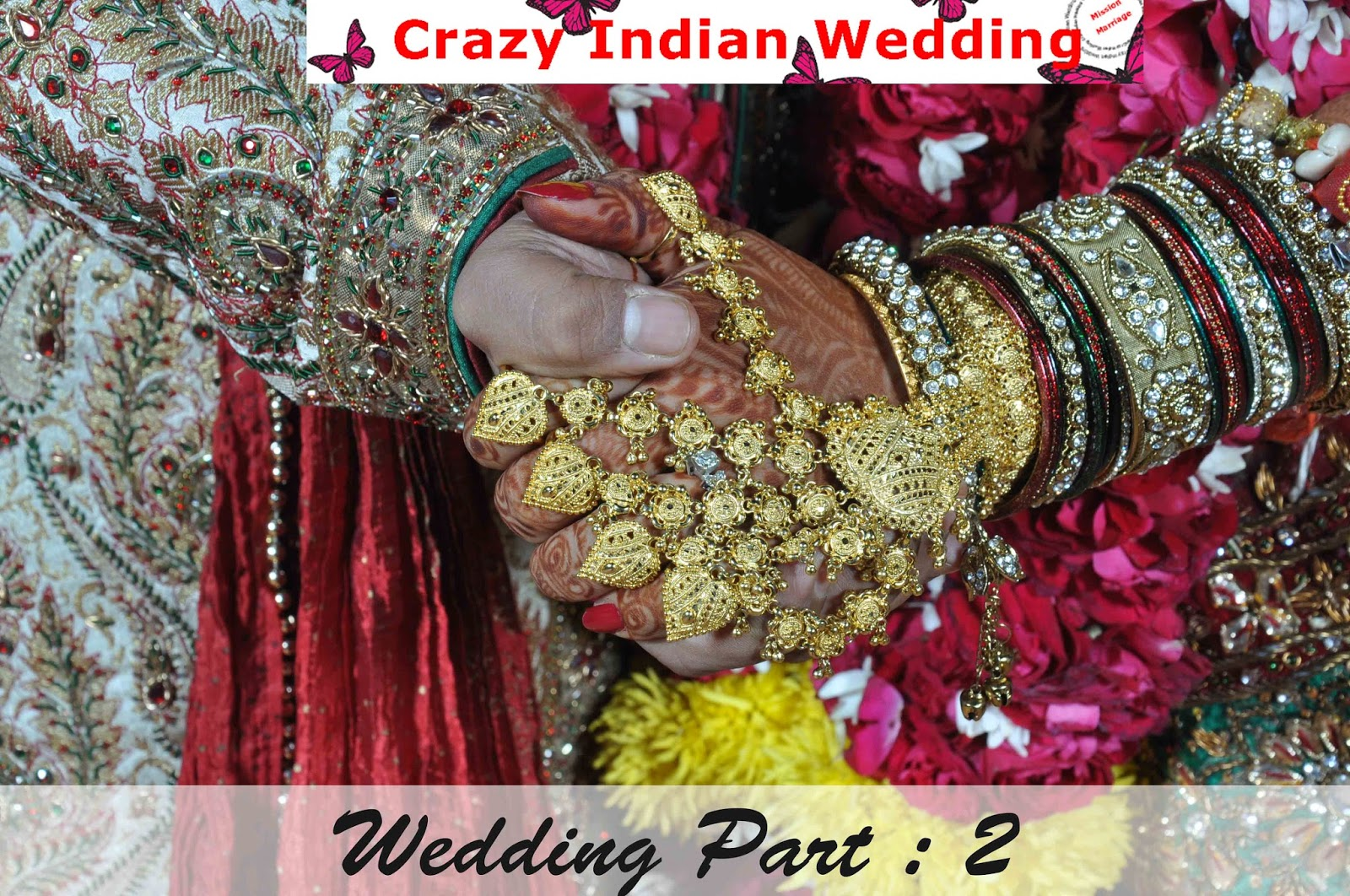 Real Bride indian wedding
