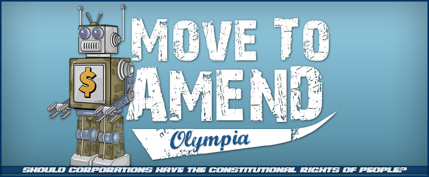 Move to Amend, Olympia