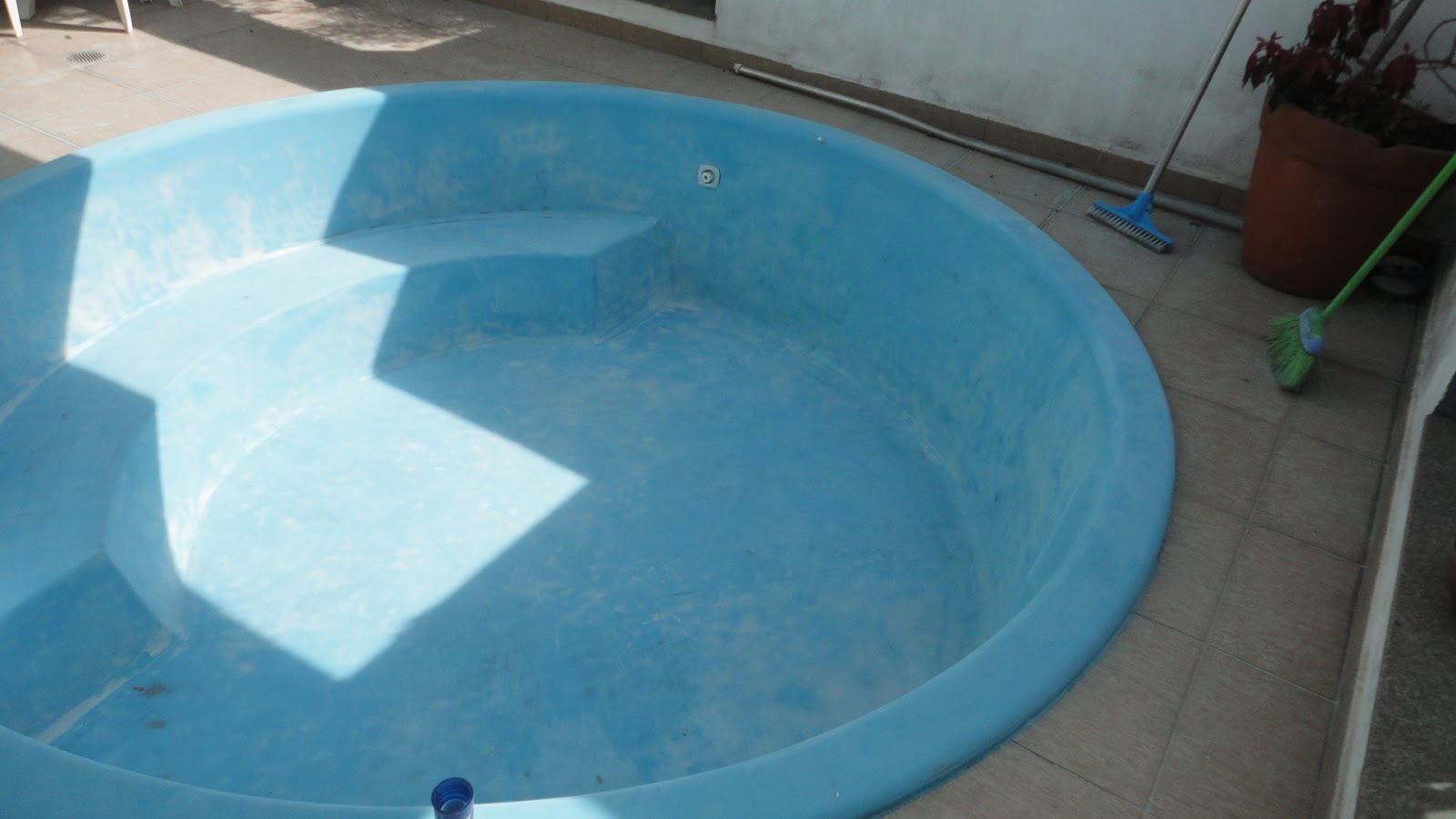 Cooper fibra com rcio de fibra ltda pintura de piscina - Pintura de piscina ...