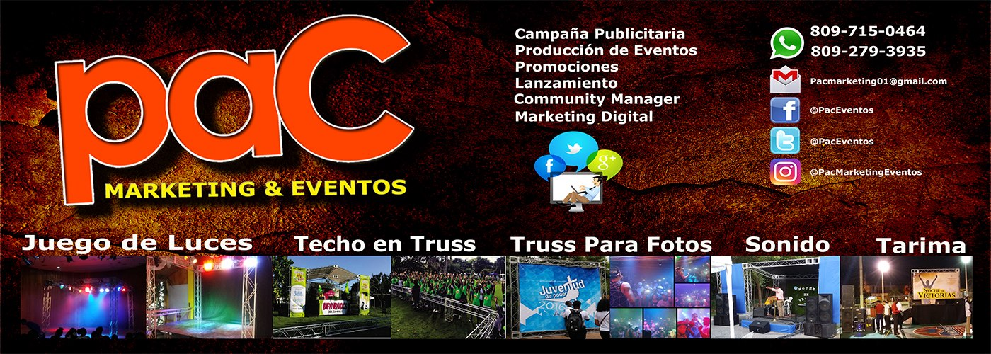 PAC MARKETING & EVENTOS