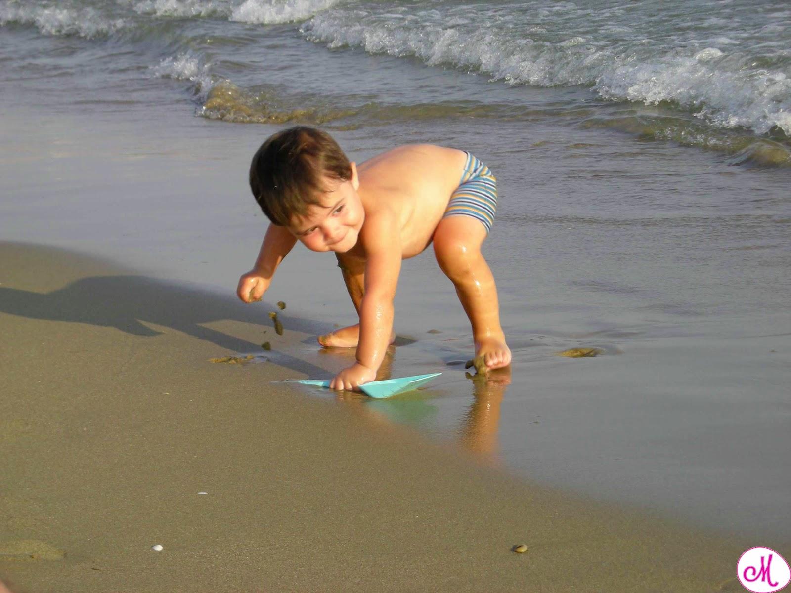e' in arrivo l'estate... al mare con i bambini!