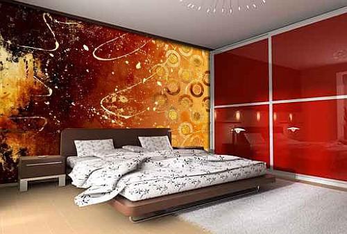 Home sweet home ristrutturare casa e dintorni carte for Carta da parati per parete letto