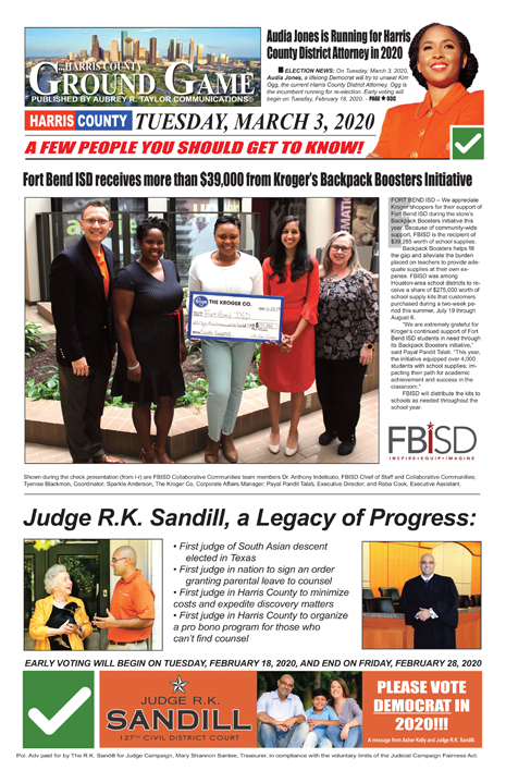 SECTION C - Houston Business Connections Newspaper