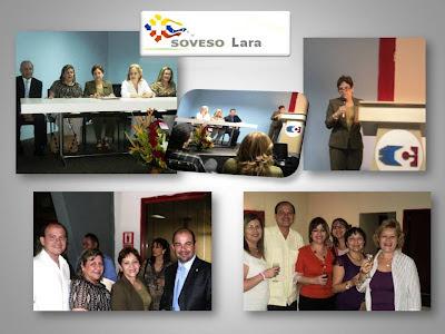 Junta Directiva,SOVESO,Lara, Sociedad Venezolana de Salud Ocupacional