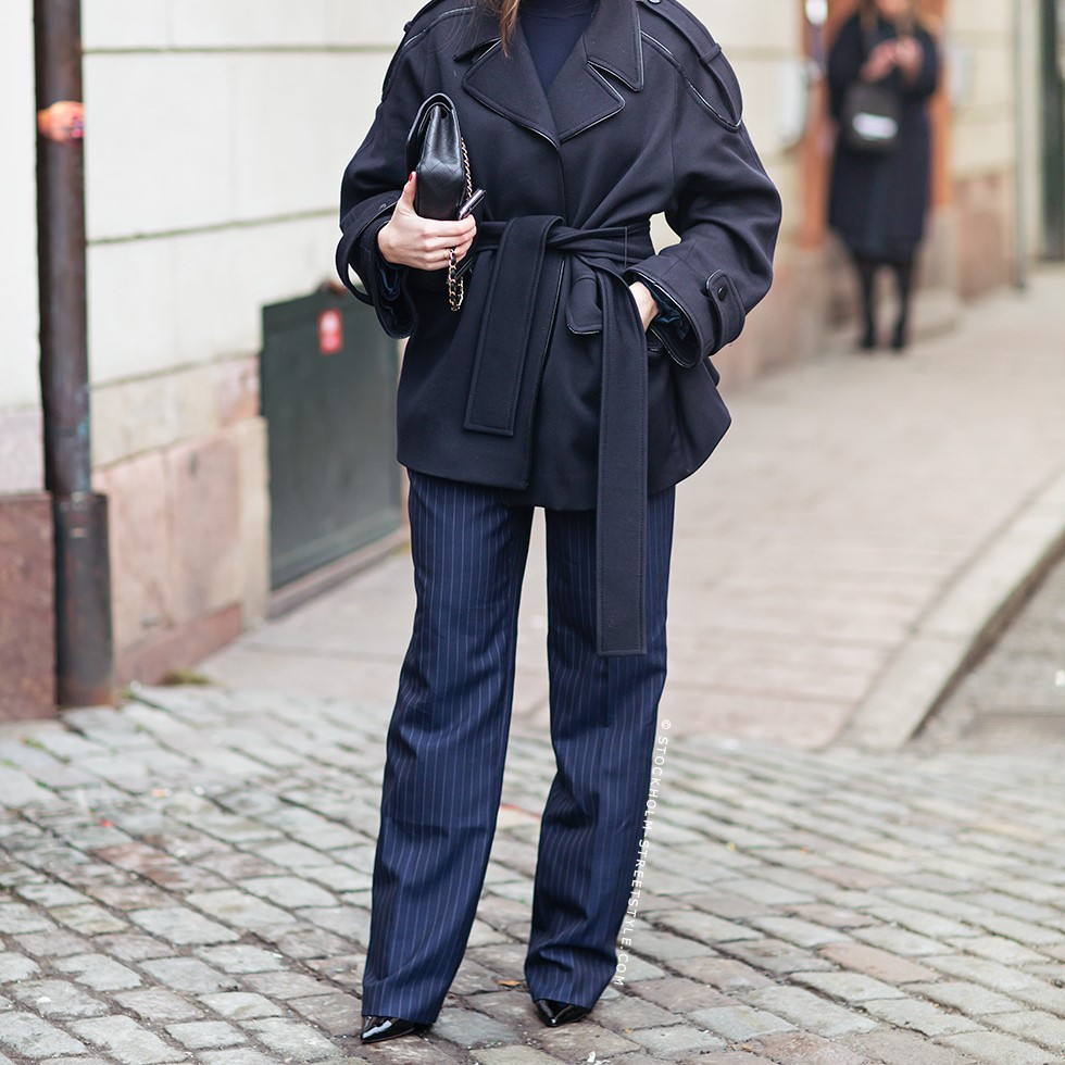 ways-to-wear-flares-trend-fall-winter-2014-2015-streetstyle-outfits-looks-flares-flared-jeans-pants-trousers-pinstripe