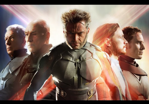 X-Men: Days of Future Past - New Trailers & Posters
