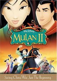 Mulan 2 latino, descargar Mulan 2, Mulan 2 online