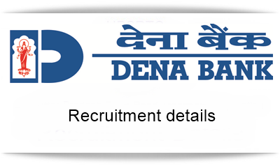 Dena Bank Recruitment 2017 Asst General Manager Posts