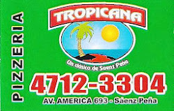 Pizzería TROPICANA