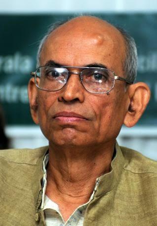 Dr. Madhav Gadgil wins Tyler Prize 2015