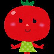 トマトのキャラクター