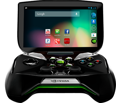 NVIDIA Project SHIELD Tegra 4 | CES 2013 screenshot 1