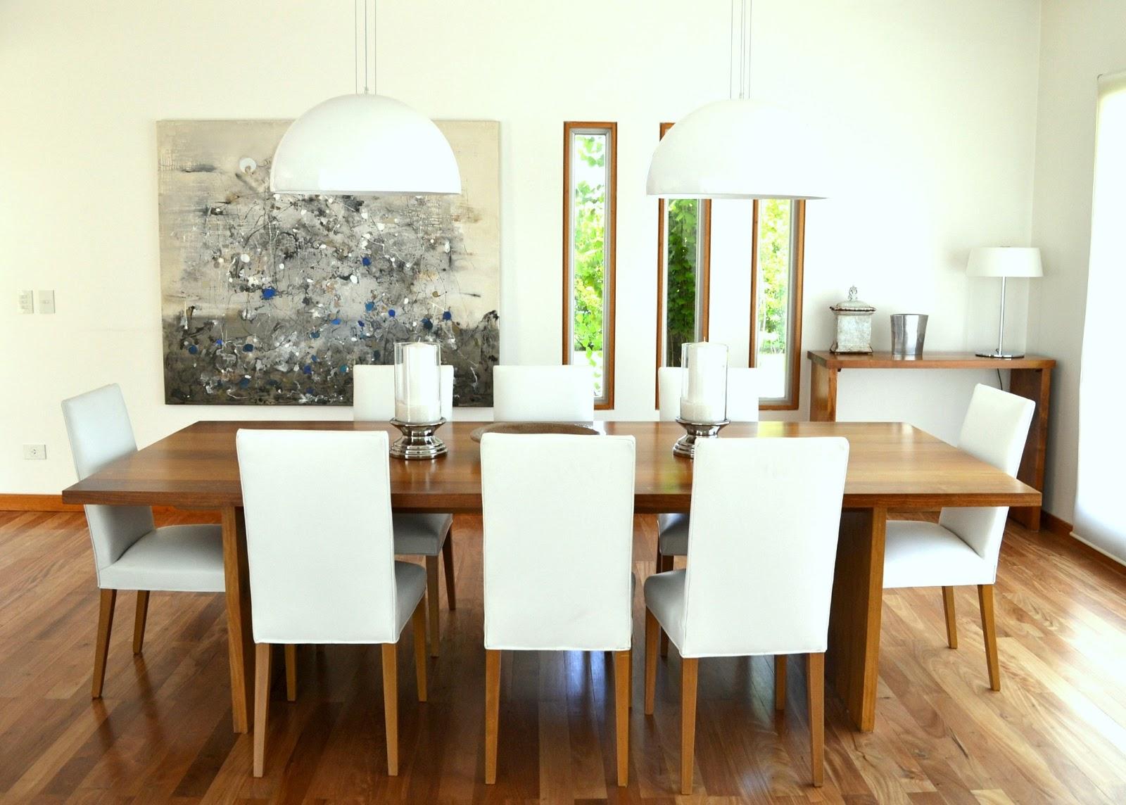 Estudio dulce cattaneo dise o de interiores proyecto for Diseno living comedor