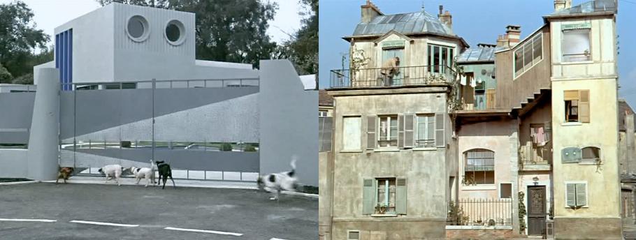 111 mon oncle jacques tati 1958 - La maison du kilim ...