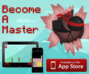 Become a Stickman ninja master!