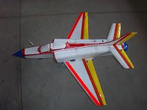 RC EDF Jet Scratch Build