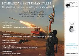 Libia, decidono di invadere e allora si inventano un governo fantoccio