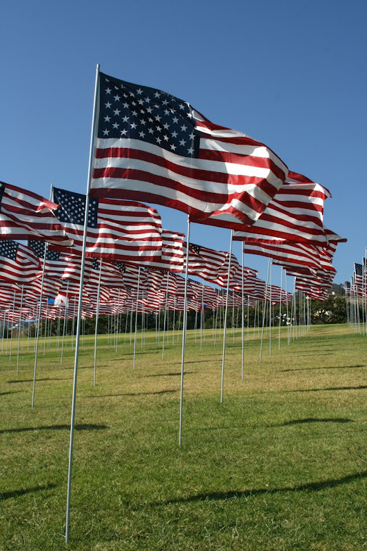 Pepperdine Heroes 9/11 remembrance