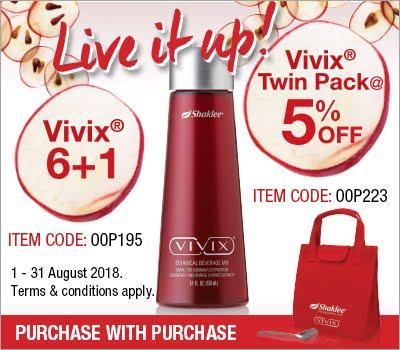 Vivix Promotion