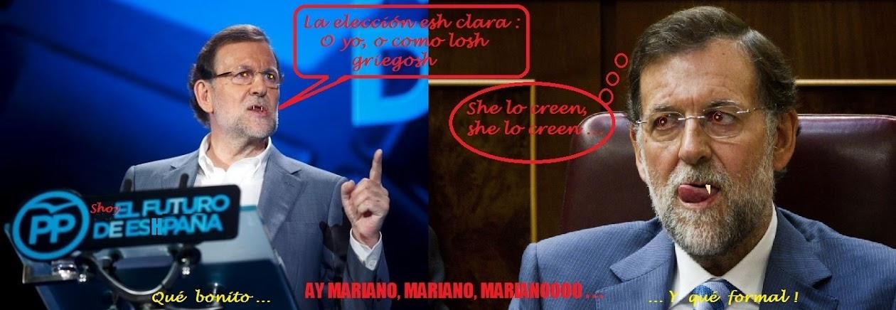 MARIANO  Y  SUS AMIGÜITOS