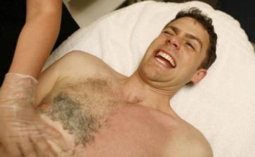 Honeypot Wax Boutique Liberates Men From Body Hair